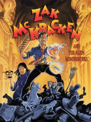 Zak McKracken and the Alien Mindbenders Box Cover