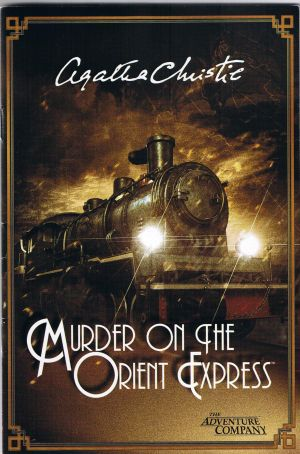 Agatha Christie: Murder on the Orient Express Box Cover