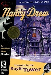 Nancy Drew: Treasure in the Royal Tower Box Cover