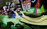 'Day of the Tentacle - Screenshot #24