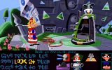 'Day of the Tentacle - Screenshot #11
