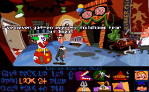 'Day of the Tentacle - Screenshot #7