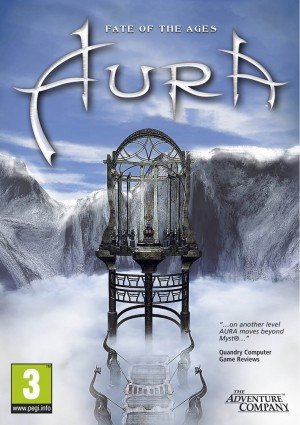 Aura: Fate of the Ages - Cover art