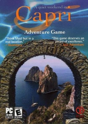 A Quiet Weekend in Capri Box Cover