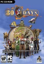 80 Days Box Cover