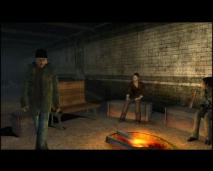 'Indigo Prophecy - Screenshot #3