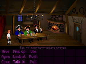 'The Secret of Monkey Island - Screenshot #12