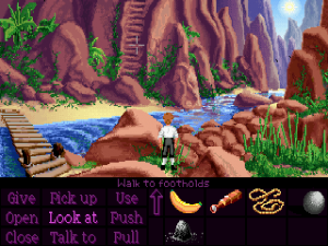 'The Secret of Monkey Island - Screenshot #11