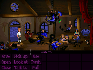'The Secret of Monkey Island - Screenshot #10