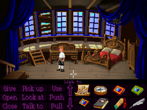 'The Secret of Monkey Island - Screenshot #9