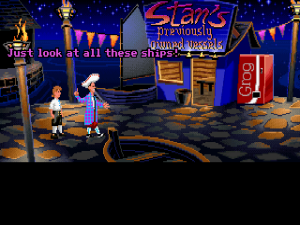 'The Secret of Monkey Island - Screenshot #7