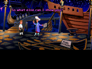 'The Secret of Monkey Island - Screenshot #6