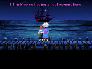 'The Secret of Monkey Island - Screenshot #5