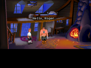 'The Secret of Monkey Island - Screenshot #3