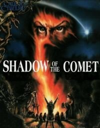 Shadow of the Comet Box Cover