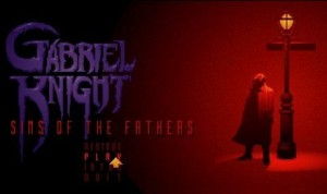 Gabriel Knight: Sins of the Fathers Screenshot #1