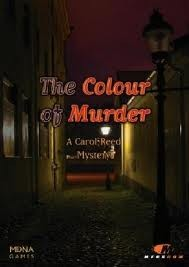 Carol Reed: The Colour of Murder - Cover art
