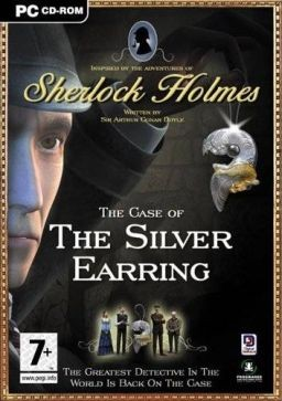Sherlock Holmes: The Case of the Silver Earring Box Cover