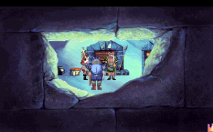 'King's Quest VI: Heir Today, Gone Tomorrow - Screenshot #12