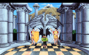 'King's Quest VI: Heir Today, Gone Tomorrow - Screenshot #1