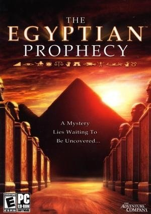 The Egyptian Prophecy Box Cover
