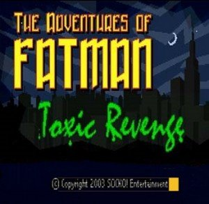 The Adventures of Fatman Box Cover