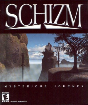 Schizm: Mysterious Journey Box Cover