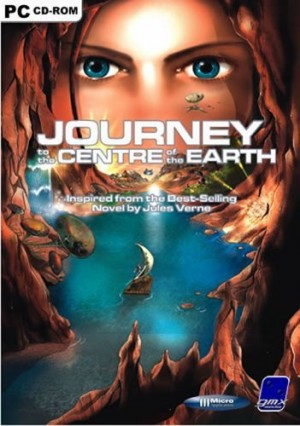 Journey to the Center of the Earth Box Cover