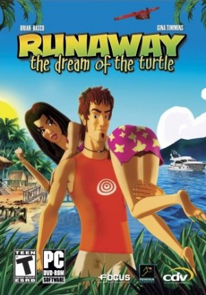 Runaway 2: The Dream of the Turtle Box Cover