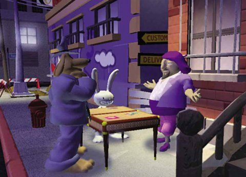 Sam & Max: Freelance Police Screenshot