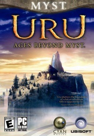Uru: Ages Beyond Myst Box Cover
