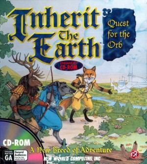 Inherit the Earth: Quest for the Orb Box Cover