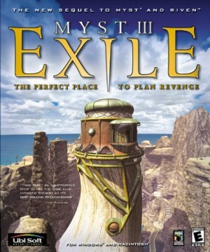 Myst III: Exile Box Cover