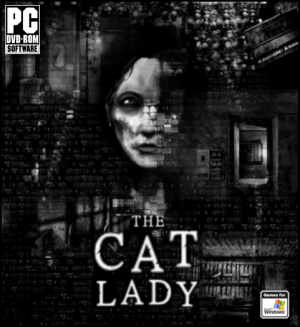 The Cat Lady Box Cover