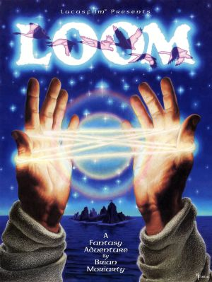 Loom - Cover art