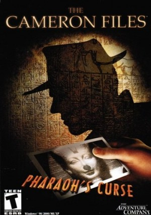 The Cameron Files: Pharaoh's Curse Box Cover