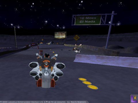 Full Throttle: Hell On Wheels Screenshot