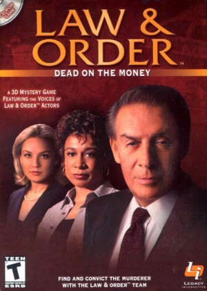Law & Order: Dead on the Money Box Cover