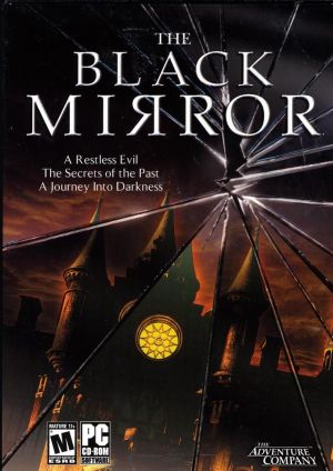 The Black Mirror Box Cover