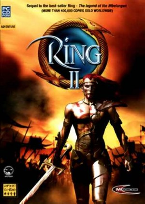 Ring II: Twilight of the Gods Box Cover