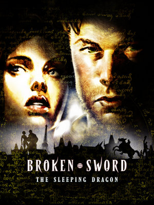 Broken Sword: The Sleeping Dragon Box Cover
