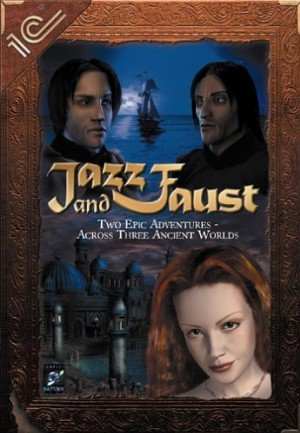 Jazz and Faust Box Cover