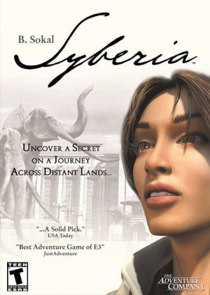 Syberia Box Cover