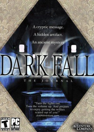 Dark Fall: The Journal - Cover art