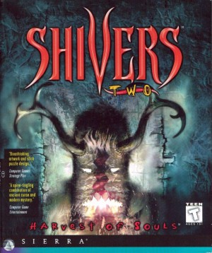 Shivers Two:  Harvest of Souls Box Cover