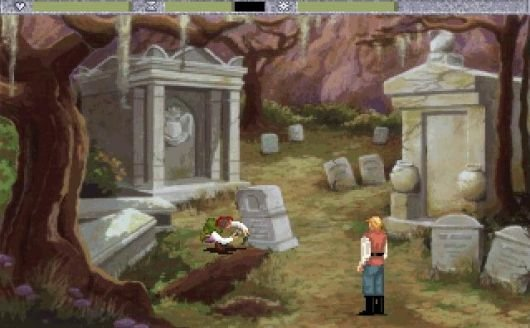 Screenshot for Quest for Glory: Shadows of Darkness 8