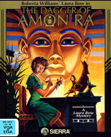 Dagger Of Amon Ra, The (A Laura Bow Mystery)