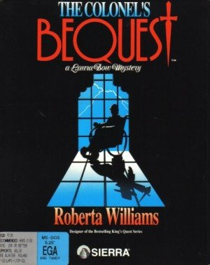 The Colonel's Bequest Box Cover