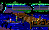 'The Colonel's Bequest - Screenshot #1