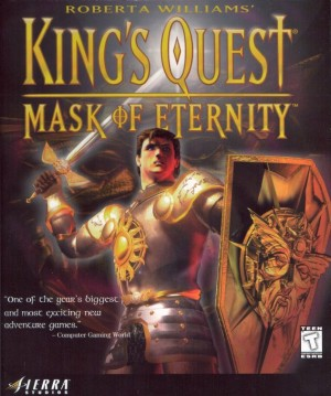 King's Quest: Mask of Eternity Box Cover
